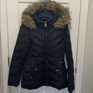 Michael Kors Black Puffer Winter Jacket